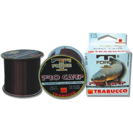 Nylon T-force pro carp 1000m 0.30mm