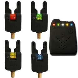 Pack 4 détecteurs + centrale Atxx V2