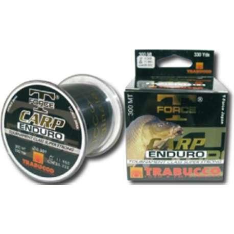 Nylon carpe trabucco T force carp enduro 600m 0.25mm