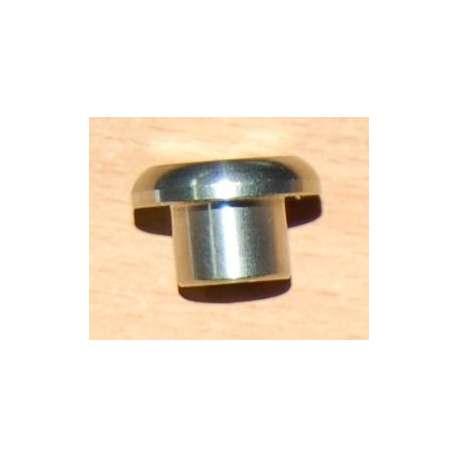 Stainless steel butt cap Wayland 11.5mm x 19mm