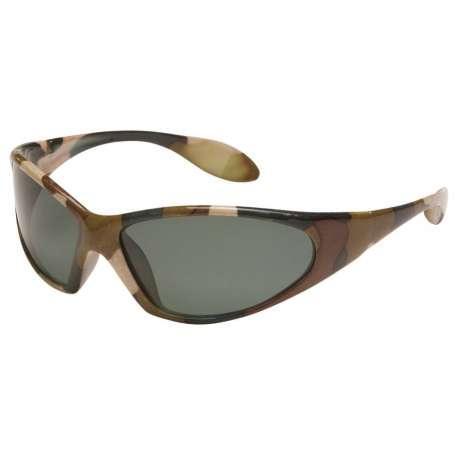 lunettes polarisantes camouflage