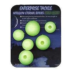 Bouillettes luminescente verte