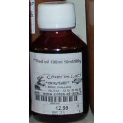 Red oil 100ml 10ml/500g