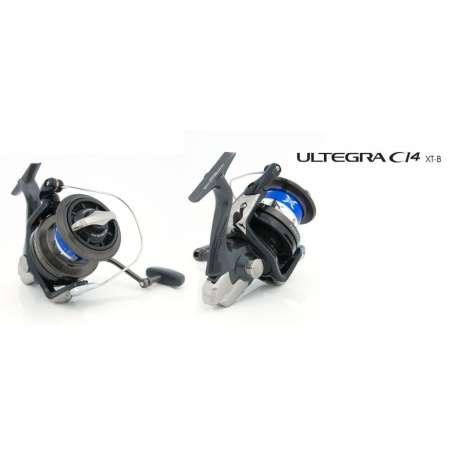 Moulinet carpe ultra léger Ultegra ci4+ 5500 XTB