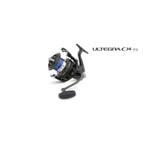 Moulinet carpe shimano Ultegra ci4+ 14000 XTB