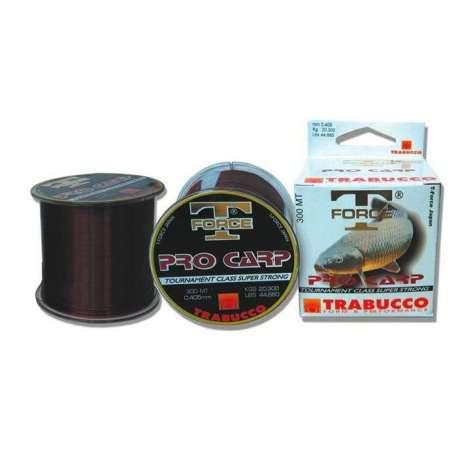 Nylon trabucco T-force pro carpe 1000m 0.25mm