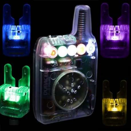 4 détecteurs ATT + centrale ATT clear body