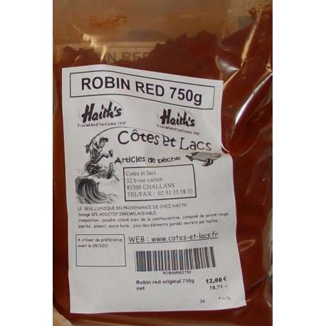 Robin red original 750g